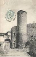Ardeche. Vallon Chateau De Salavas, La Vieille Tour Du Chateau - Vallon Pont D'Arc