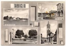 TREVIGLIO - VEDUTE - ANNI '60 - Bergamo