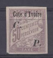 Cote D´Ivoire: Yvert Collis Posteaux 18, MH/*, CV Maury € 110 - Unused Stamps