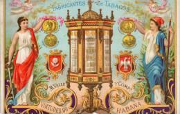Fabricantes De Tabagos - Tabac -  Voir Texte Au Verso - 14,2 X 9,2 Cm - Publicité - Cigarettes