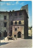 Gubbio-palazzo Del Bargello E Via Dei Consoli - Altre Città
