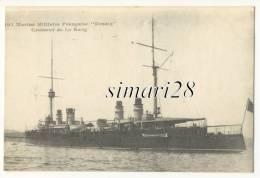 MARINE MILITAIRE FRANCAISE - N° 103 - DESAIX CROISEUR DE 1er RANG - Warships