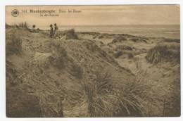 Flandre Occidentale            Blankenberghe            Dans Les Dunes - Blankenberge