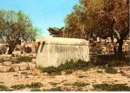 LIBAN - BYBLOS Jebeil -  Sarcophage Ph�nicien