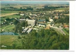 Reves Vue Panoramique Aérienne Collège Ste Marie - Les Bons Villers