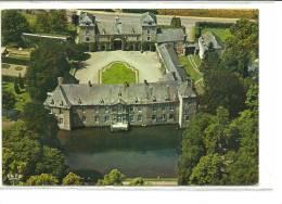 Anhee Vue Aerienne Chateau D'Annevoie - Anhée