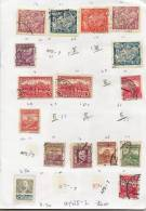CZECHOSLOVAKIA Used Priced At 2.70e GYAI-2 - Timbres