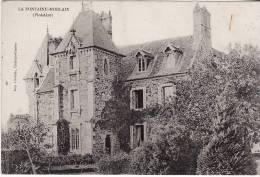 """MORLAIX - """" La Fontaine Morlaix"""" -Demeure Ou Chateau (edts Corairie à Chateau Gontier )-Peu Courante - Morlaix"""