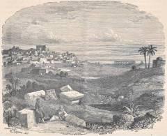 PALESTINE. Beït-Djibrin. 1892 - Vieux Papiers