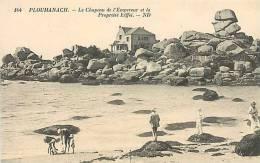 Nov12b 664 : Ploumanac´h  -  Chapeau De L'Empereur  -  Propriété Eiffel - Ploumanac'h