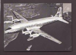 AVIONS - AVIATION - AIRPLANES - AIR CANADA SERIE AU FIL DES ANS - NORTH STAR DC-4M-2 TRANS CANADA AIR LINES 18x13 Cm - 1946-....: Moderne