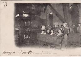 MINES De LENS - Fosse N° 4- Descente Des Ouvriers - Lens