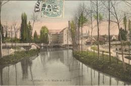 CHARTRES    Le Moulin De La Barre - Chartres