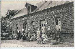 TOUFFREVILLE SUR EU - Le Tabac - Café Des Voyageurs - France