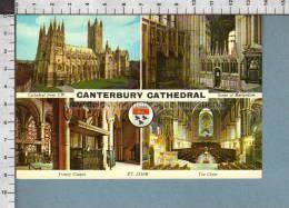 R7364 CANTERBURY CATHEDRAL VIEWS - Canterbury
