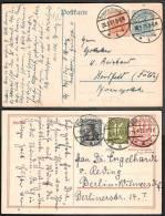 DR  12 Karten - Deutschland