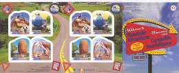 CANADA 2011 # 464, PANE 2485a, ROADSIDES ATTRACTIONS - Carnets Complets