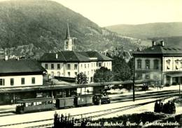 LIESTAL - Gare De Liestal à La Fin Des Années 1930 - BL Basle-Country