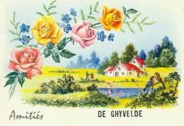 CP.  59.  AMITIES  DE  GHYVELDE - Autres Communes