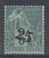 Gabon: Yvert  Nr 8  , MH/* , CV € 1600 - Unused Stamps