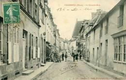 N°27241 -cpa Chambois -la Grande Rue- - Frankreich