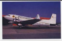 Aviation - Skyfreighters MDC Douglas Super DC-3 - 1946-....: Modern Era