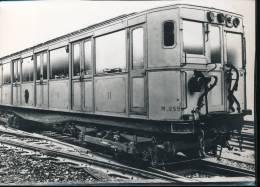 Train ---  RATP ---  Wagon --- Portes Equidistantes ( 1934 ) - Trains