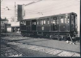 Train ---  RATP ---  Wagon --- 1905 - Trains