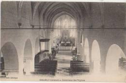 CPA 02 CHARLY SUR MARNE Intérieur De L'Eglise - Non Classificati