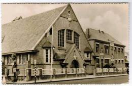 Postkaart Sint Idesbald De Kerk En School (st12) - Koksijde