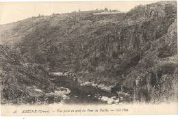 Anzeme Vue Prise En Aval Du Pont Du Diable Neuve TTB - France