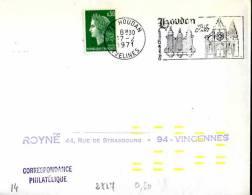 FRANCE - HOUDAN 1971 - ORGUE - ORGAN - Musique
