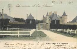 49 JOUE CHATEAU DE LA FRAPPINIERE - Other Municipalities