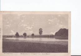 88=ESCLES.....L'Etang De Vanne --Route D'Epinal   ( Etat De La C.P Voir Scan...) - France