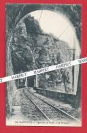 Ligne De LA MURE  -   Les Tunnels - Lamure Sur Azergues