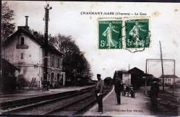 CHARMANT LA GARE - France
