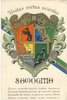 Lietuva Universiteto Zemaiciu  Studentu Korporacija - Lithuania