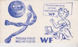 Buvard Cotons WF - Papel Secante