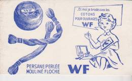 Buvard Cotons WF - Löschblätter, Heftumschläge
