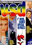 VSD 552 Chine Alain Delon Raymond Barre Prost Richard Bohringer Deneuve - People