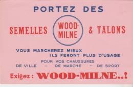 Buvard Semelles Et Talons Wood Milne - Chaussures