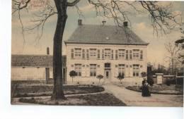 Burcht - Pastorij (Marcovici ) - Zwijndrecht
