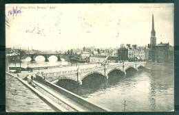 Scotland 'The Twa Brigs' Ayr, (The Two Bridges) Ug77 - Ayrshire