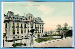 ROUMANIE --  Bucaresti - Rumänien
