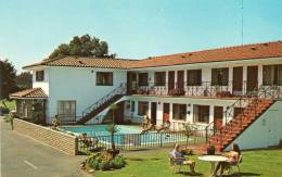 Etats-Unis > CA - California > SANTA BARBARA Blue Sands Motel   (421 South Milpas) *PRIX FIXE - Santa Barbara
