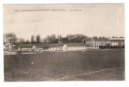 CPA : 45 Loiret : Montargis : Chesnois - Montargis : Ecole Agriculture Du Chesnoy : Vue Générale ( Vue Peu Commune  ) - Montargis