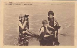 Belgium Heist Zeebaden Bains de mer