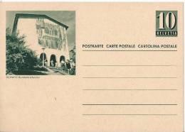 5696 - Entier Postal  Illustration Schwyz - Interi Postali