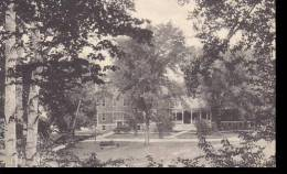 Massachusetts East Northfield Frederick Marquand Memorial Hall The Northfield School For Girls Albertype - Unclassified
