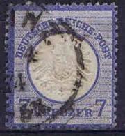 Deutschland, 1872, Mi 26  Cancelled Grosser Brustschild - Deutschland